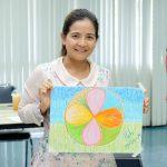 ศิลปะบำบัดกับการทำงาน (17/09/2562)